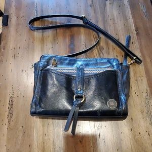 The sak purse with removable wallet